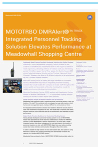 meadowhall case study