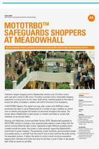 meadowhall pa case study