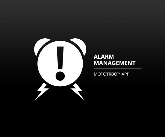 alarm management folio