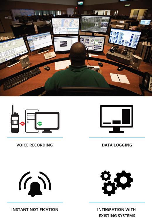 dispatcher features