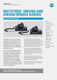 dm1400 datasheet