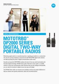 dp2000 spec sheet