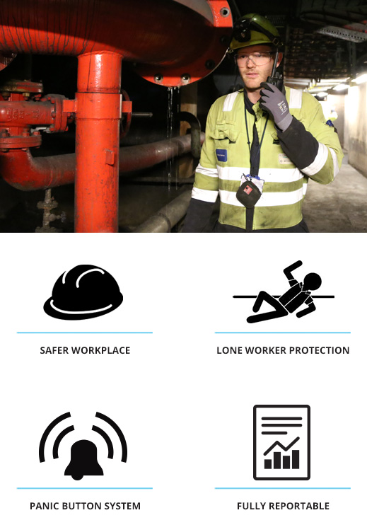 lone worker features