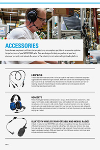 MOTOTRBO Accessories Overview