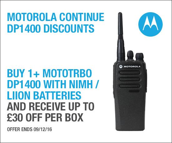 mototrbo dp1400 news