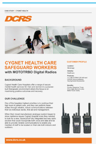 cygnet healthcare case study thumbnail