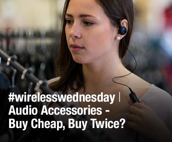 wireless wednesday accessories