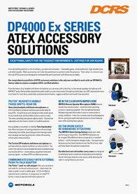 dp4000 ex accessories brochure