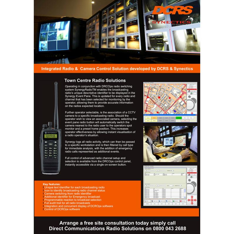 DCR0ps brochure