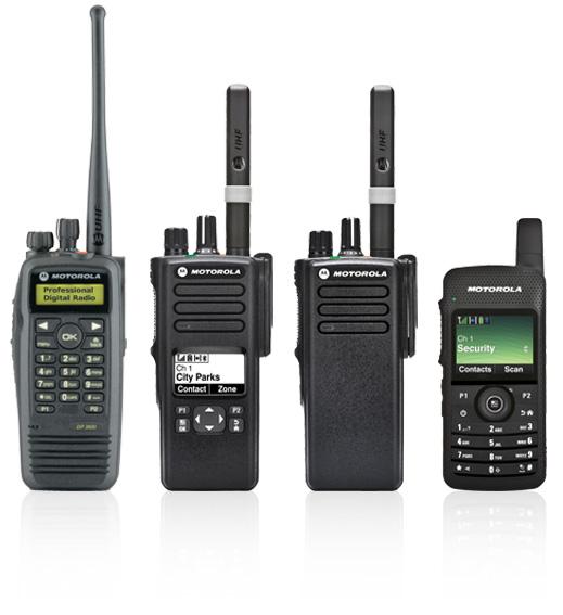 hire radios