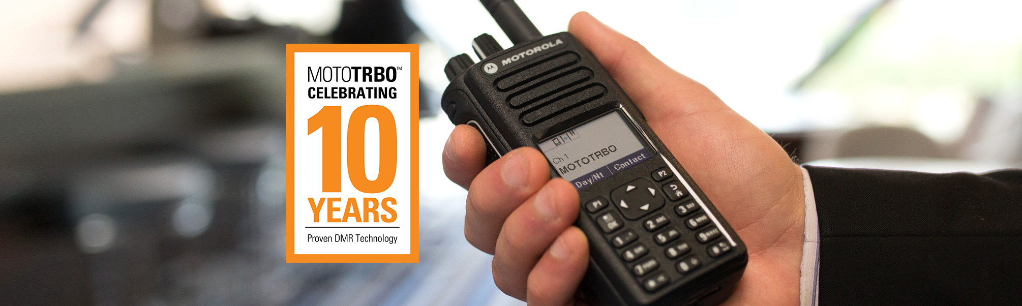 mototrbo 10 years slider