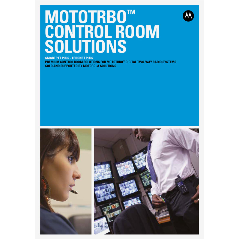 mototrbo control room solutions brochure