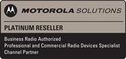 MOTOTRBO Platinum Reseller Logo