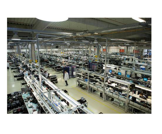 2 way radio Manufacturing-Plant
