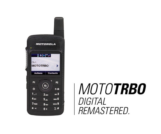 What is MOTOTRBO