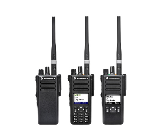 Features + Benefits of the MOTOTRBO DP4000