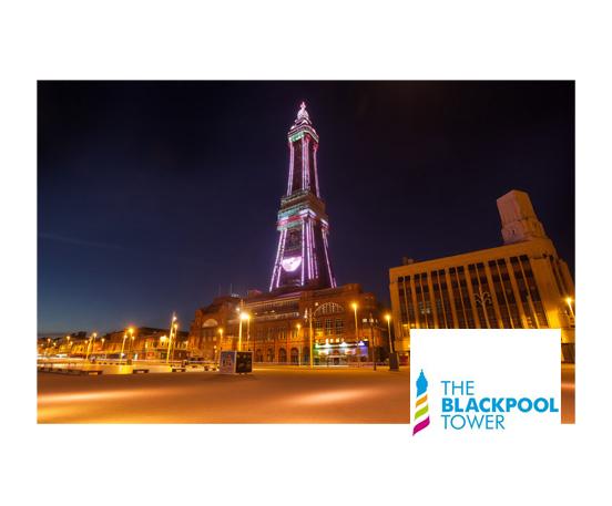 The Blackpool Tower MOTOTRBO