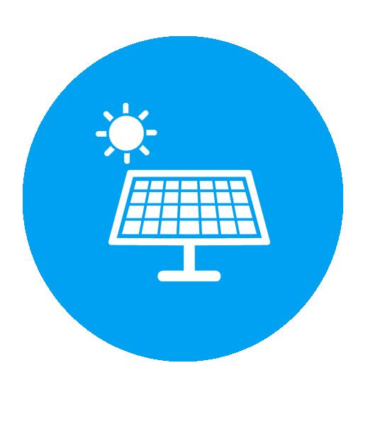 MOTOTRBO Retail solar panel