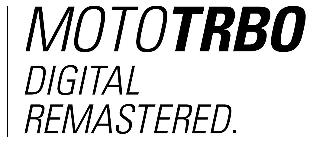MOTOTRBO DIGITAL REMASTERED LOGO