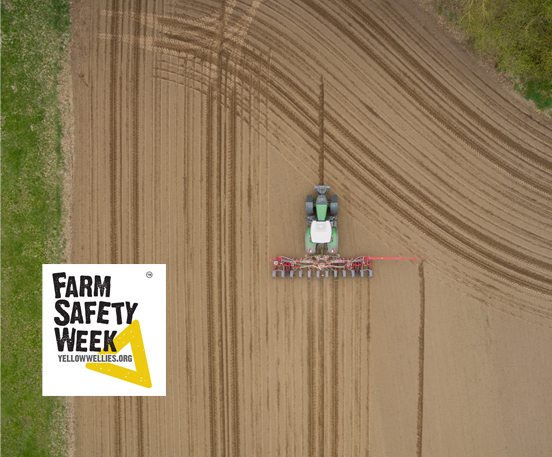 Farm Safety Week MOTOTRBO