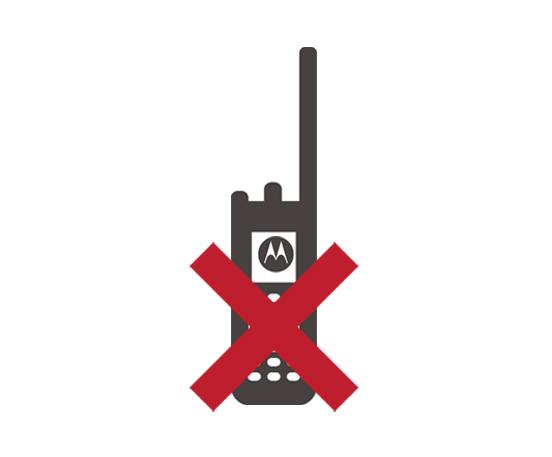 Genuine MOTOTRBO Two Way Radios